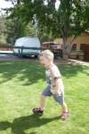 Love how he runs!