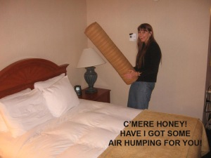air humper copy